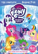 My Little Pony - Friendship is Magic Complete Season 5 [DVD]