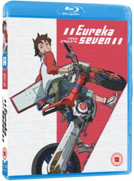 Eureka 7 Part 1 - Standard (Blu-Ray)