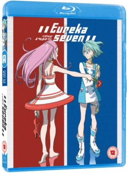 Eureka 7 Part 2 - Standard (Blu-Ray)