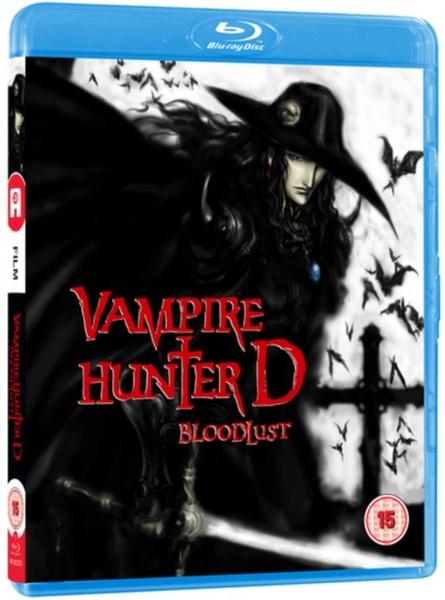 Vampire Hunter D: Bloodlust - Standard BD