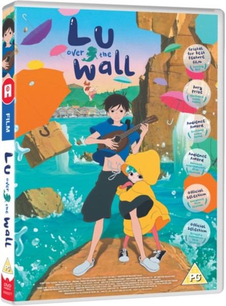 Lu Over the Wall - Standard DVD