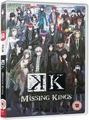 K - Missing Kings - Standard DVD