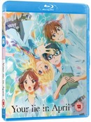 Your Lie in April Part 1 - Standard (Blu-Ray)