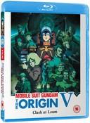 Mobile Suit Gundam the Origin V - VI Standard (Blu-Ray)