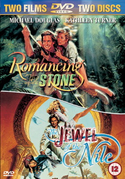 Romancing The Stone / Jewel Of The Nile Double Pack (DVD)