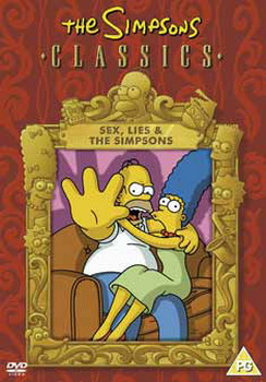 The Simpsons - Sex  Lies And The Simpsons (DVD)