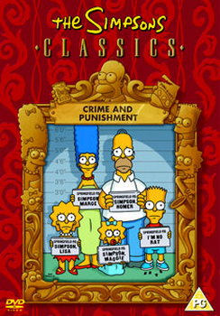 Simpsons Classics - Crime And Punishment (Animated) (DVD)