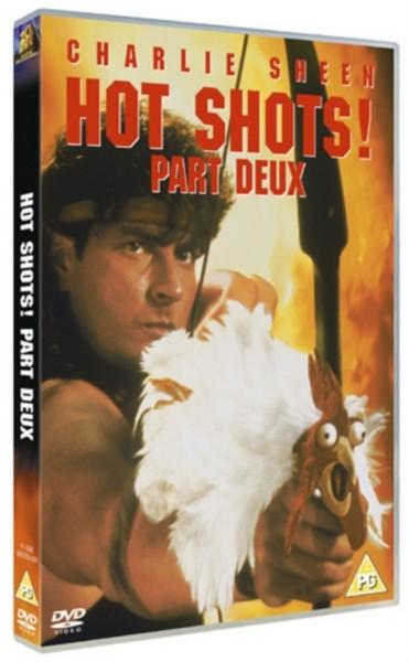 Hot Shots Part Deux (DVD)