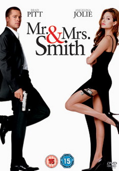 Mr And Mrs Smith (2005) (DVD)