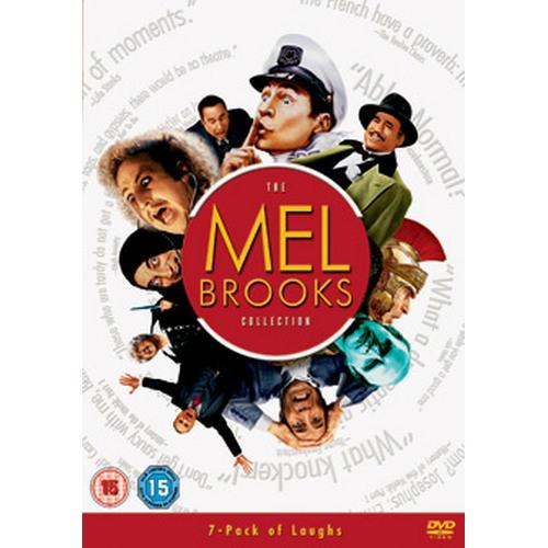 Twelve Chairs / History Of The World Part 1 / Life Stinks / Silent Movie (Mel Brooks Box Set) (DVD)