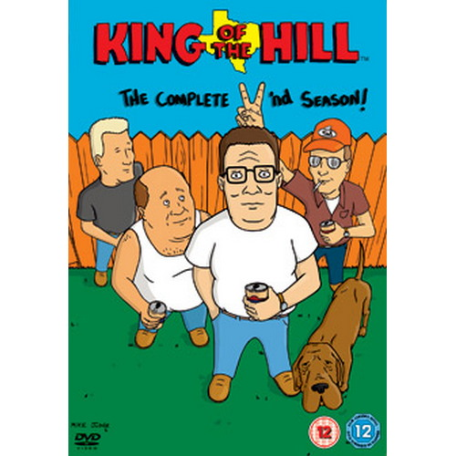 King Of The Hill - Season 2 (Animated) (DVD)