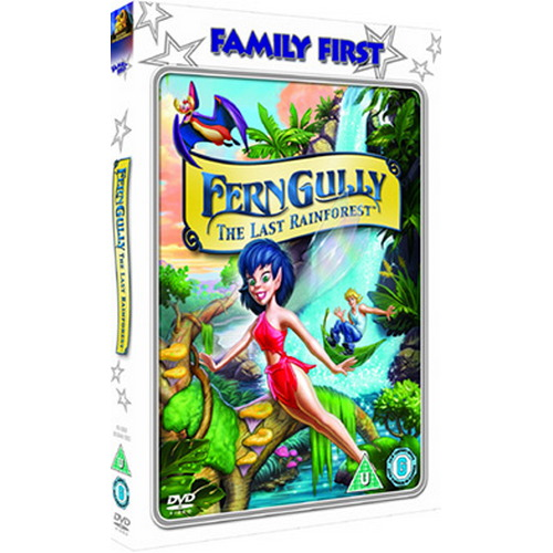 Ferngully The Last Rainforest (DVD)