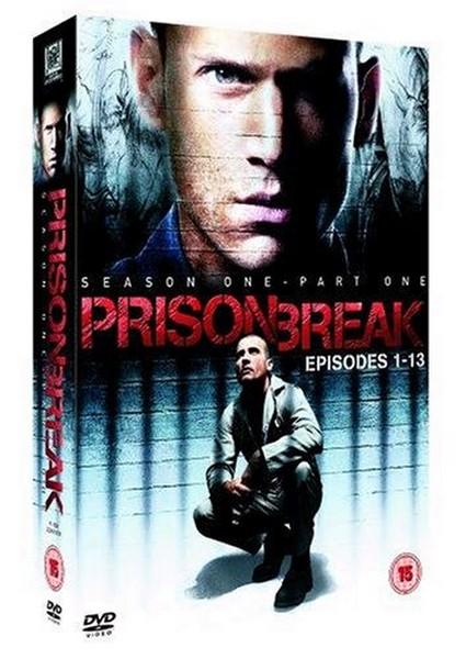 Prison Break - Season 1 Part 1 (DVD)