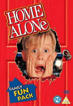 Home Alone 1-4 Box Set (4 Discs) (DVD)
