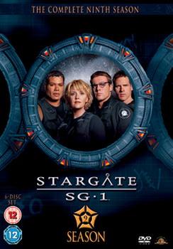 Stargate S.G. 1 - Season 9 (DVD)