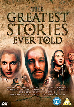 The Greatest Stories Ever Told (DVD)