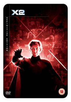 X-Men 2 [Definitive Edition] (DVD)