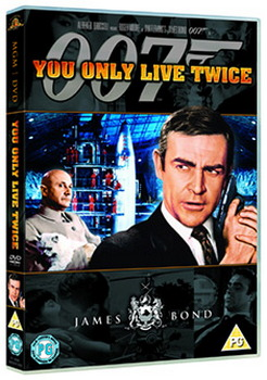 007 - You Only Live Twice (DVD)