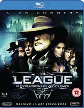 League Of Extraordinary Gentlemen (Blu-Ray)