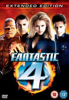 Fantastic Four (Extended Edition) (DVD)
