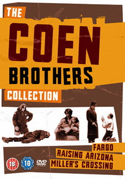 The Coen Brothers Collection - Fargo / Raising Arizona / Millers Crossing (DVD)