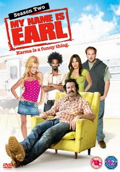 My Name Is Earl - Season 2 (DVD)