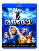 Fantastic Four - The Rise Of The Silver Surfer (Blu-Ray)