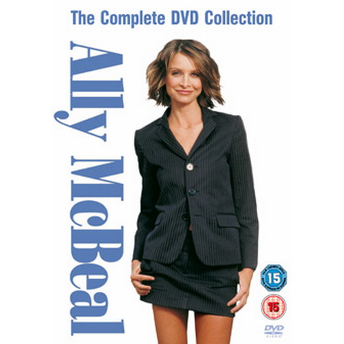 Ally Mcbeal - The Complete Dvd Collection (DVD)