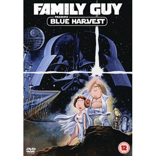 Family Guy - Blue Harvest (A New Hope Ep. Iv) (DVD)