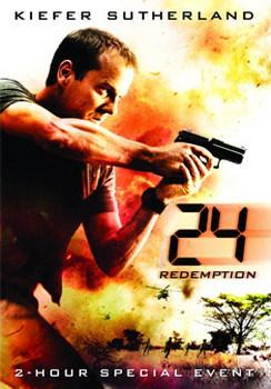 24 - Redemption (DVD)