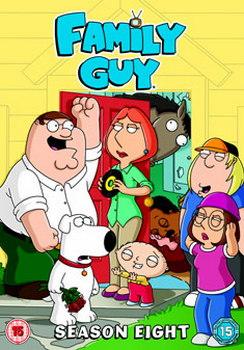 Family Guy - Season 8 (DVD)