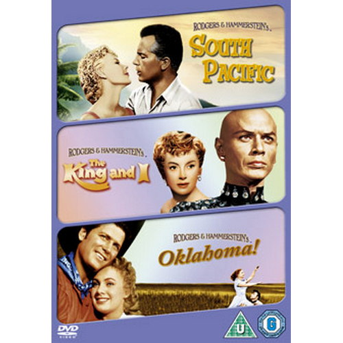 South Pacific / The King And I / Oklahoma (DVD)