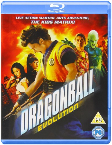Dragonball Evolution [Blu-ray]