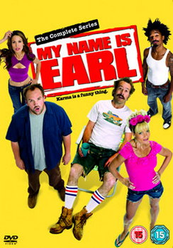 My Name Is Earl - Series 1-4 - Complete (DVD)