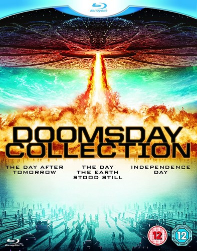 Doomsday Collection (Day After Tomorrow  Day the Earth Stood Still  Independence Day) (Blu-Ray)