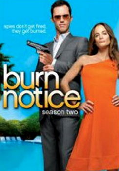 Burn Notice - Season 2 (DVD)