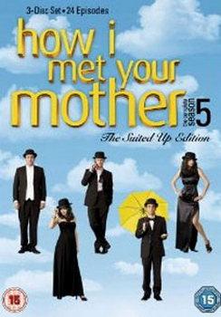 How I Met Your Mother - Season 5 (DVD)