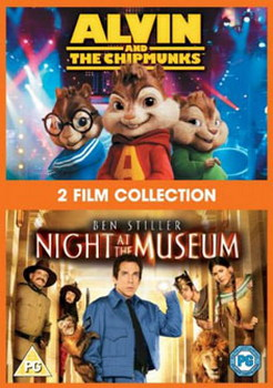 Alvin And The Chipmunks / Night At The Museum (DVD)