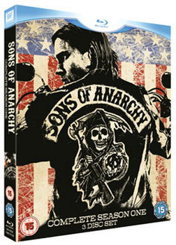 Sons of Anarchy: Complete Season 1 (Blu-Ray)