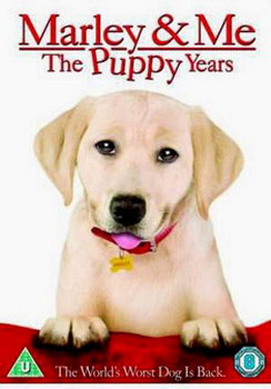 Marley And Me 2 - The Puppy Years (DVD)