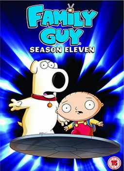 Family Guy - Season 11 (DVD)