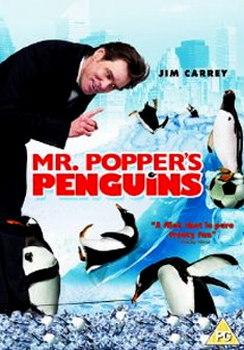 Mr Popper'S Penguins (DVD)