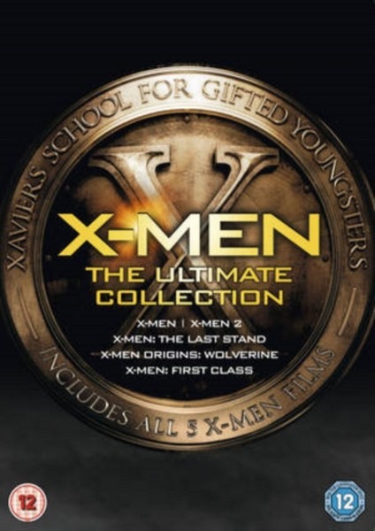 X-Men: The Ultimate Collection