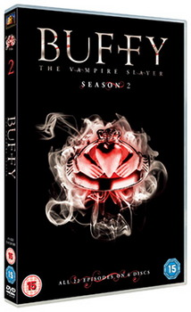 Buffy The Vampire Slayer - Season 2 (New Packaging) (DVD)