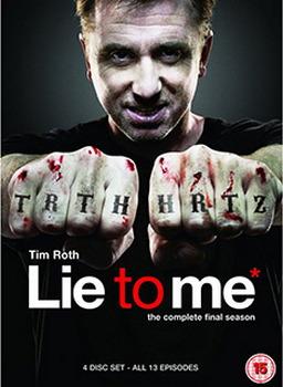 Lie To Me: Season 3 (DVD)