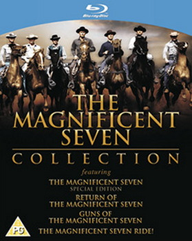The Magnificent Seven Collection (1972)