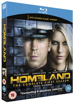 Homeland - Season 1 (Blu-Ray)