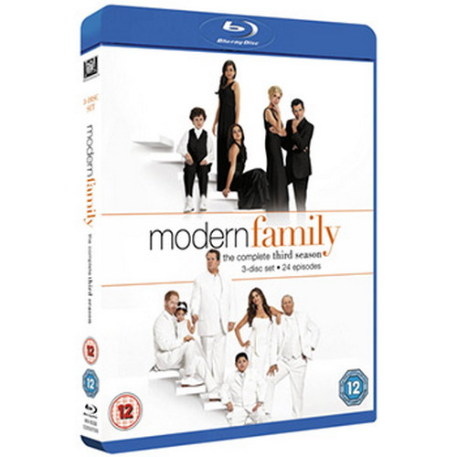 Modern Family - Season 3 (BLU-RAY)