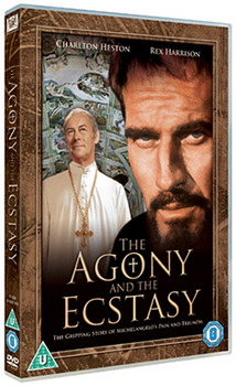 Agony And The Ecstasy (DVD)
