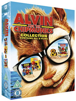 Alvin And The Chipmunks Collection (Blu-Ray)